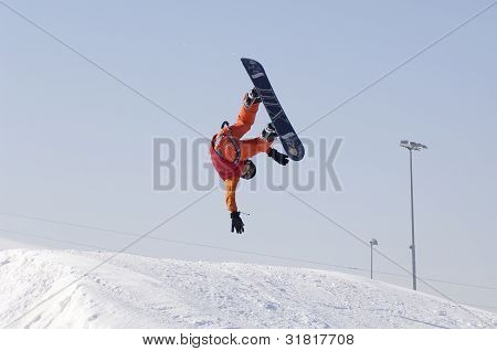 Big Air Training