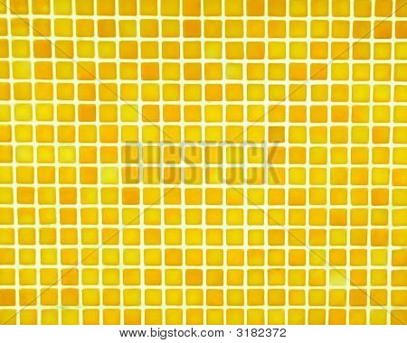 Yellow Orange Mosaic