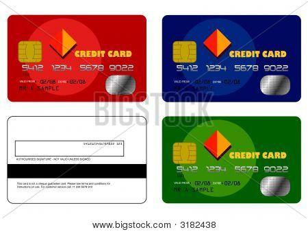 Credit Cards  Set 1