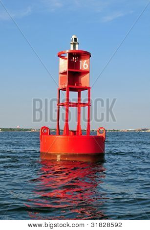 Red Buoy