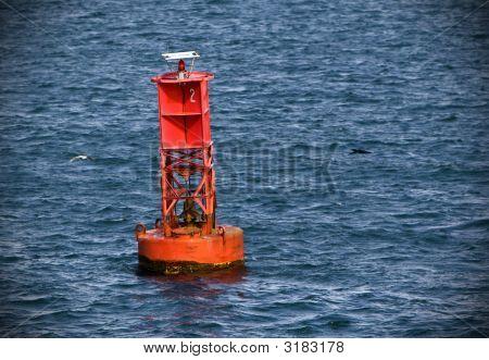 Cape Cod Navigation Buoy #2