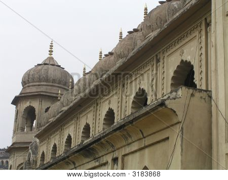 Lucknow Fort Roof