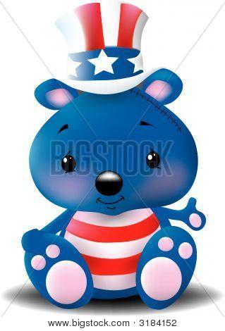 American Teddy