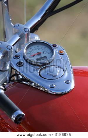 Motorcycles Speedometer