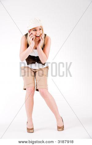 Attractive Callgirl