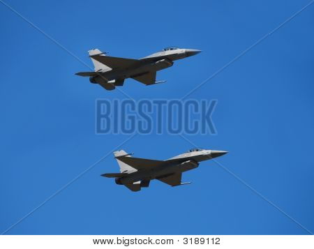 Two Jetfighters