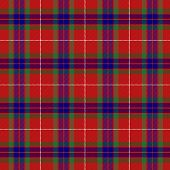 Fraser Tartan Plaid. Scottish Pattern In Red, Green And Blue Cage. Scottish Cage. Traditional Scotti poster
