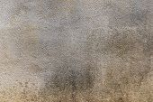 Concrete Texture Or Concrete Background. Concrete Wall For Interiors Or Outdoor Exposed Surface Poli poster