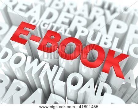 E-Book Concept.