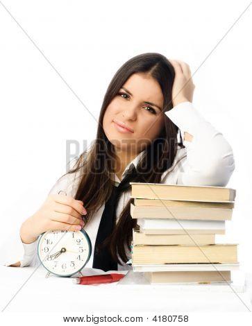 Student Unwilling Ot Do Homework