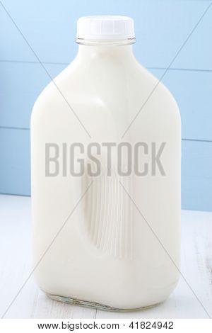 Half Gallon Milk Bottle