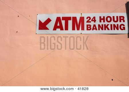 ATM 24 Hour Banking