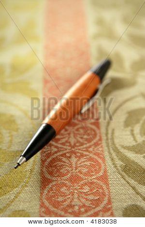 Lápiz de madera de diseño