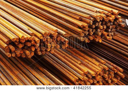 Reinforcing Steel Bars Or Rebar