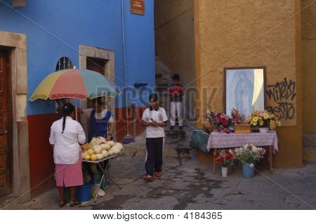 Daily Life In Guanajuato