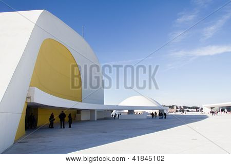 Niemeyer Center buildings, Spain
