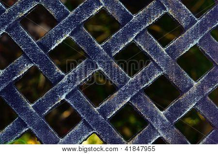 Textura de hierro