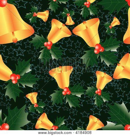 Weihnachten nahtlose Muster.