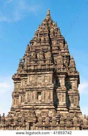Brahma Temple In Prambanan, Java, Indonesia