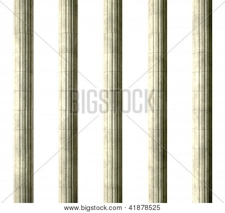 Justice Columns Front