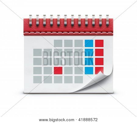 Icono de calendario
