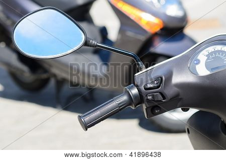Scooter Handlebar