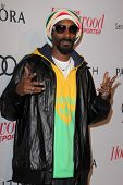 LOS ANGELES - FEB 4:  Snoop Dogg arrives at the Hollywood Reporter Celebrates the 85th Academy Award