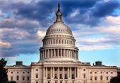 picture of house representatives  - US Capitol Dome Houses of Congress Washington DC
