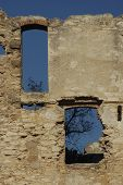 foto of hacienda  - Mineral de Pozos is a relic from the great Mexican mining boom of the late 19th century - JPG