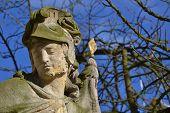 pic of patron  - Statue of Saint Florian - JPG