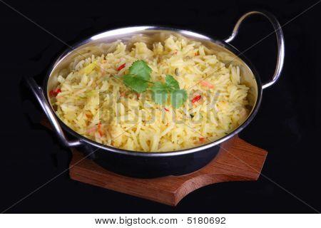 Indian Pilau Rice