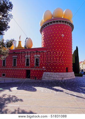 Salvador Dali Museum, Figueres