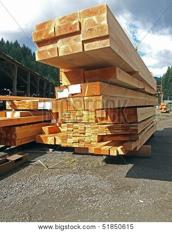 Milled Lumber