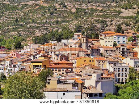 Monistrol De Montserrat, Spain