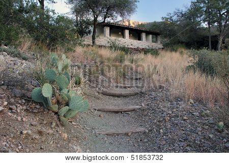Hiking Trail & Cabin