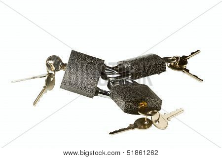 Hinged Locks