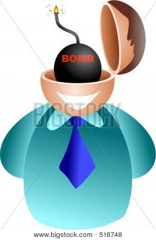 Bomb Brain