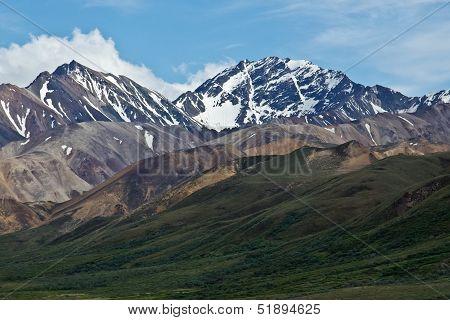 Denali's Mountains