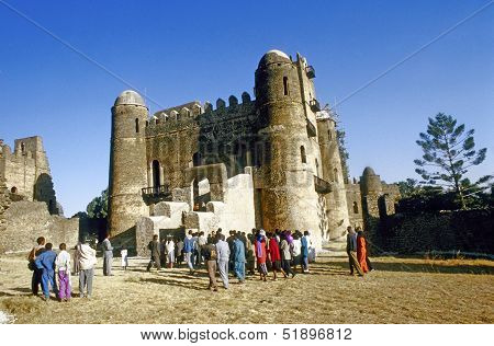 People Love To Marry In Gondar