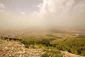 picture of iraq  - Sulaymaniyah in autonomous Kurdistan region of Iraq - JPG