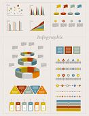pic of arrowheads  - Infographics elements - JPG