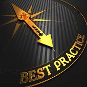 stock photo of benchmarking  - Best Practice  - JPG