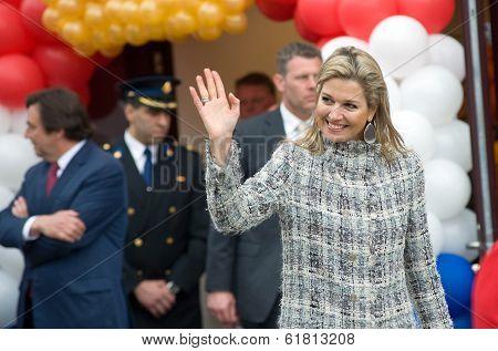 Royal Highness Queen Maxima