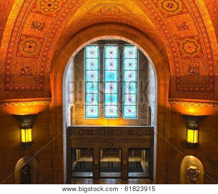 Royal Ontario Museum Detail
