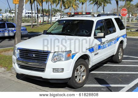 Public Safety Aide Truck