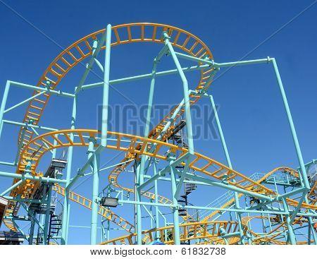 Wild Rollercoaster
