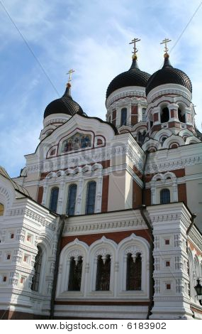 Tallin Cathedral