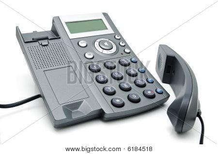 Digital Telephone With Display