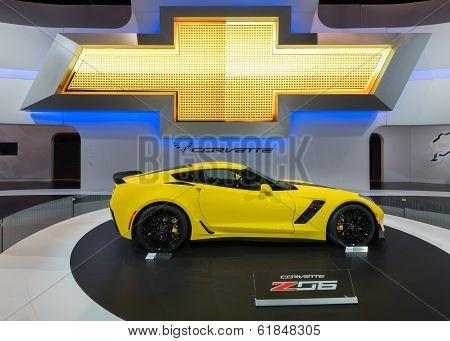 2015 Chevrolet (Chevy) Corvette Z06