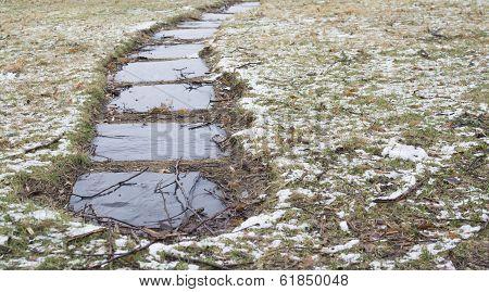 Stoned Pathway
